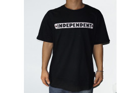 CAMISETA INDEPENDENT BAR LOGO 3